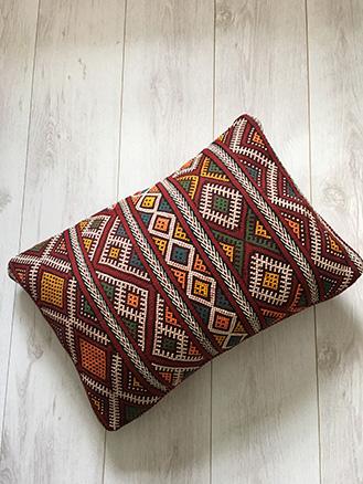 Kilim Berber Cushion East Unique