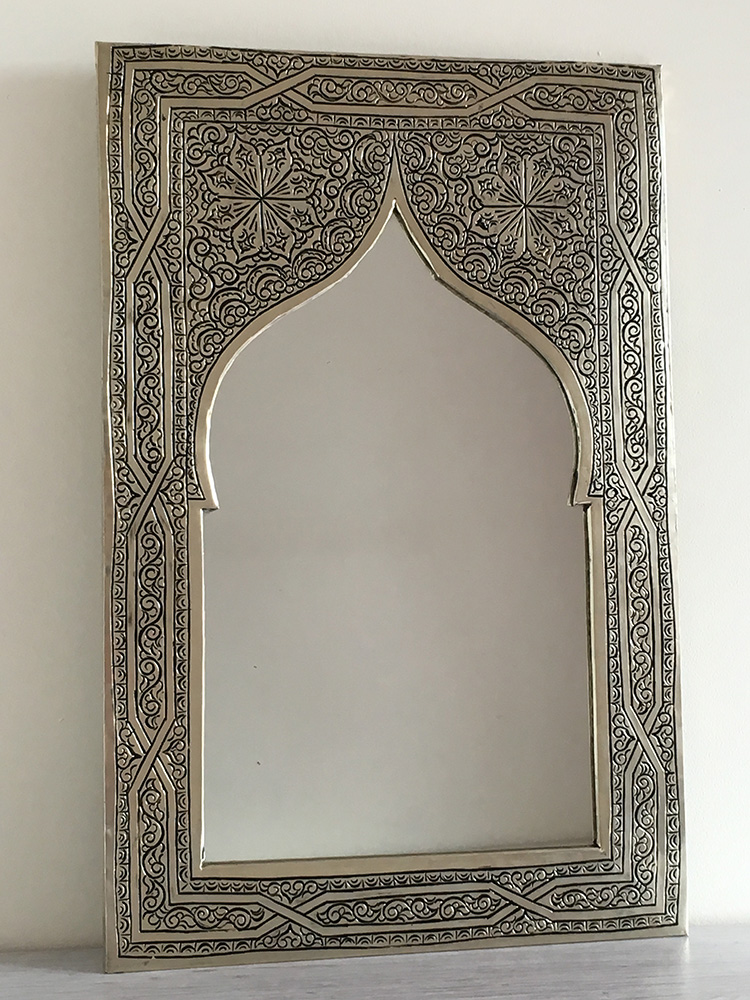 Moroccan Handmade Mirror Small East Unique