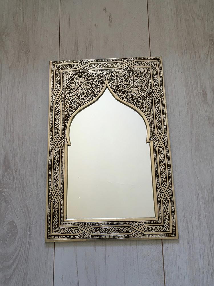Moroccan Handmade Mirror Small East Unique