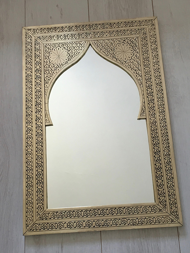 East Unique Moroccan Handmade Mirror Large