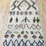 Moroccan rug, tapis berbere, moroccan Berber Rug, azilal-tribal rug-designer rug-Vintage Moroccan Rug-Azilal, moroccan rugs, tapis berberes