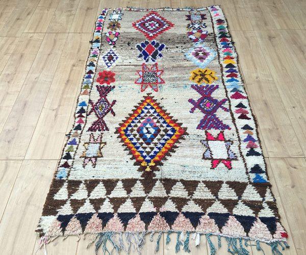 east unique moroccan berber rugs azilal. Black Bedroom Furniture Sets. Home Design Ideas