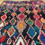 moroccan rug, tapis berbere, tapis berberes, boucherouite